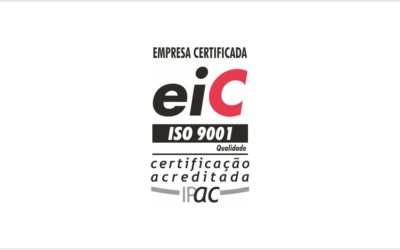 A Miguel Brás Unipessoal, Lda., é, atualmente, uma empresa certificada!