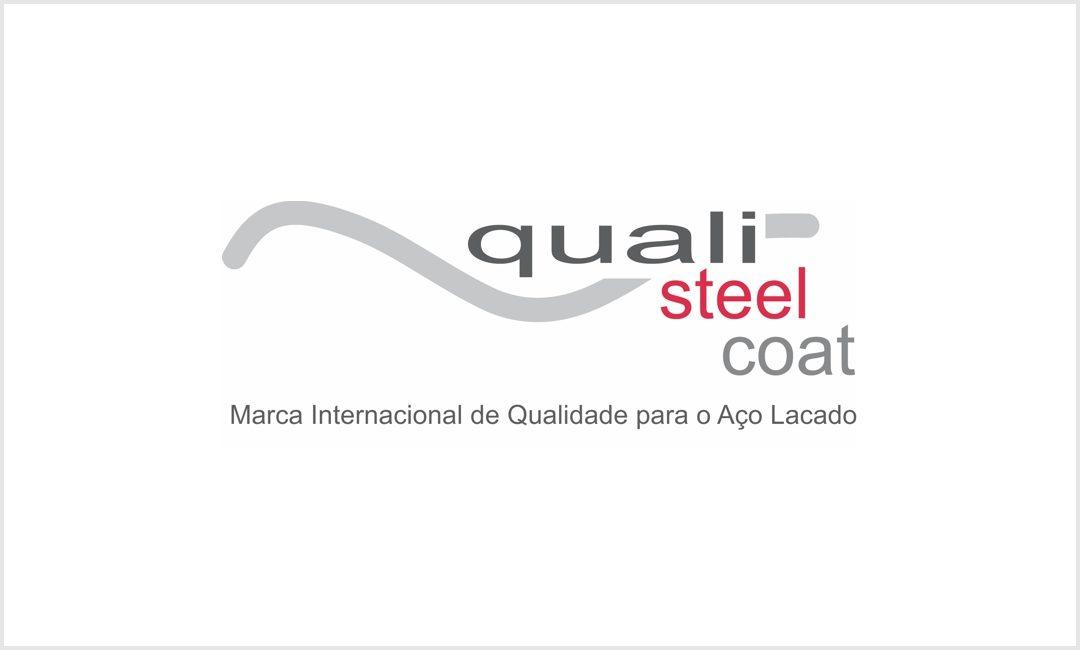 Certificado de qualidade para a lacagem de aço/ferro.
